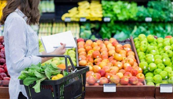 Şubat ayı enflasyonu eksi 0,02 olmuş