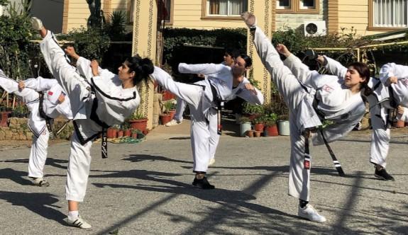 Taekwondoda sınav sonuçları açıklandı