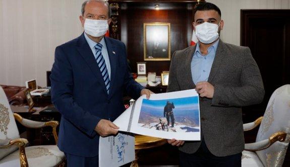 Tatar'dan, dağcı sporcu Birkan'a destek sözü