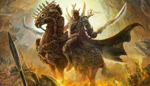 Türk Mitolojisinin Kötülüğün Efendisi: Yeraltı Tanrısı Erlik Han