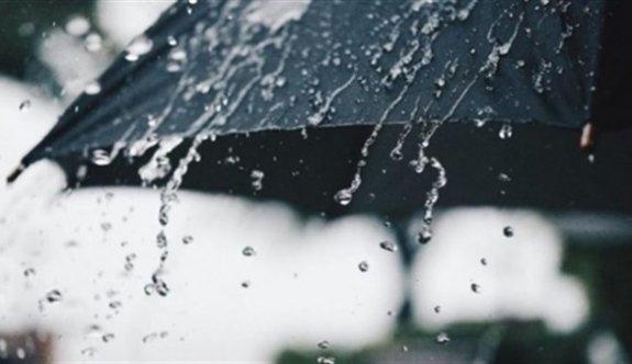 Üç gün yer yer yağmur bekleniyor