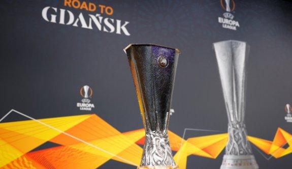 UEFA Avrupa Ligi'nde çeyrek final kuraları çekildi