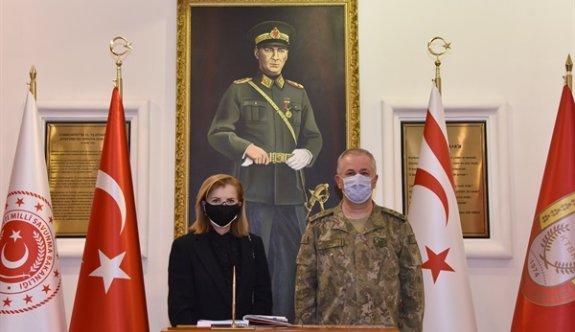 Yeni Değirmenlik-Çatalköy yolu nedeniyle askeri binalar yer değiştirecek