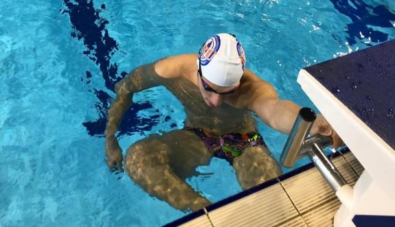 Yüzücülere havuz müjdesi