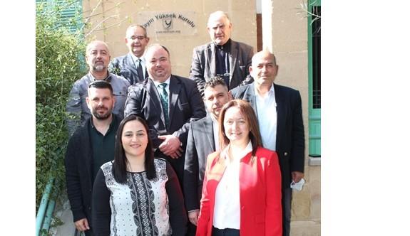 YYK'da yeni başkan Feyzi Hansel