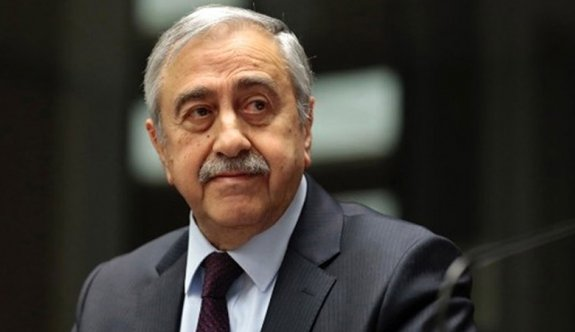 Akıncı'dan, Erdoğan'ın açıklamalarına tepki