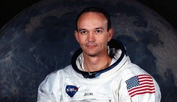 Ay'a giden Apollo 11'de yer alan astronot Michael Collins hayatını kaybetti