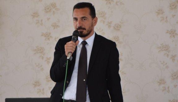 Barolar Birliği Avukat Hasan Esendağlı'ya devam