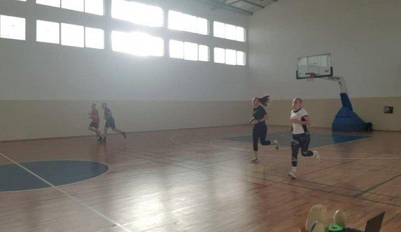 Basketbolcular testten geçtiler