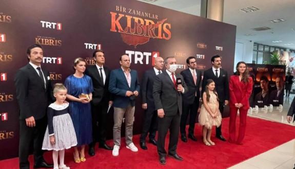 'Bir Zamanlar Kıbrıs'  dizisinin Gala gecesi yapıldı
