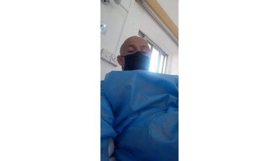 Çakır ameliyatı oldu
