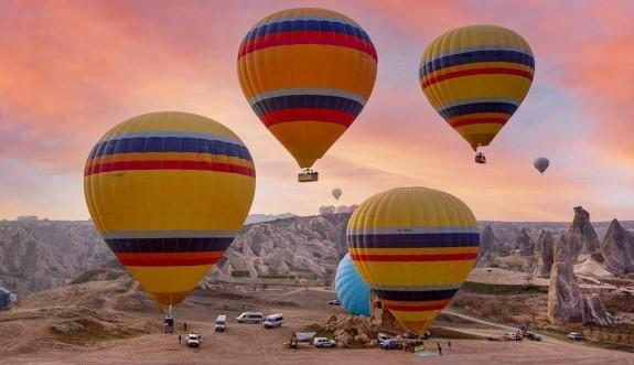 DAÜ mezunu Hüseyin Dinç'ten sıcak hava balonu sektörüne büyük yenilik