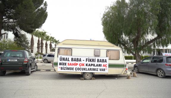 """""""Derdimiz yaşam mücadelesi  hükümet sözünü tutsun"""""""