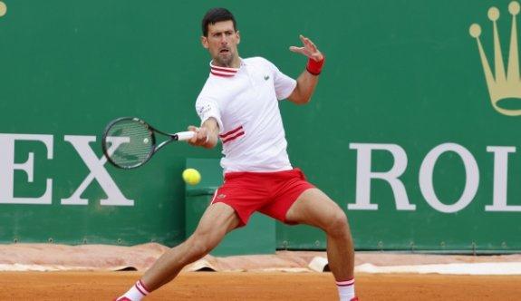 Djokovic, Monte Carlo'ya üçüncü turda veda etti