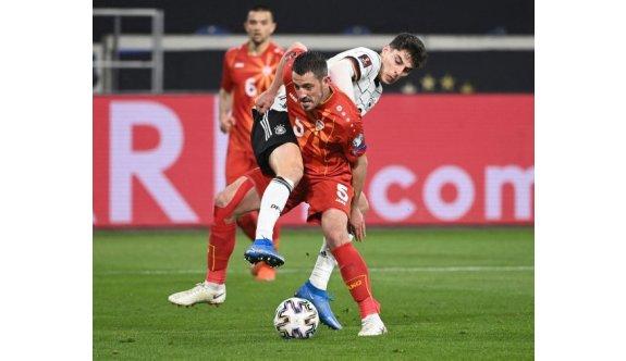 Dünya Kupası Avrupa Elemelerinde Kuzey Makedonya sürprizi