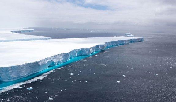 Dünyanın en büyük buz dağı 'artık yok'