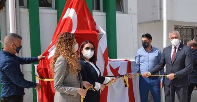 Fenerbahçeliler Derneği,Atatürk büstünü restore etti