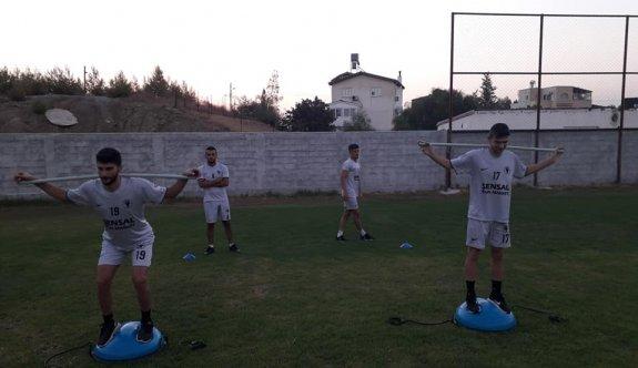 Futbol antrenmanları başlıyor