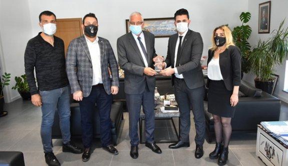Girne Belediyesi, Beşiktaşlılarla projeler üretecek