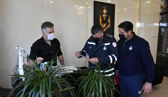 Girne'de etkin işyeri denetimleri sürdürülüyor