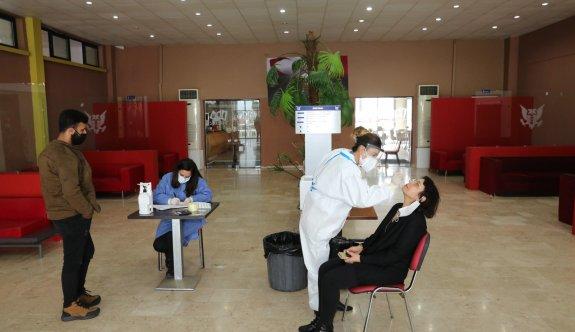 Girne'de yeni vaka sayısı artışta