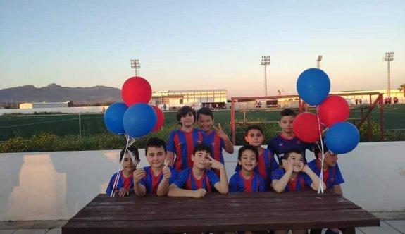 Göçmenköy Akademide, Çocuk Bayramı kutlandı