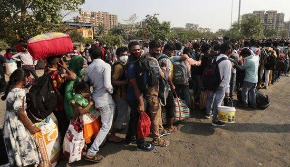 Hindistan, koronavirüs vaka sayısında Brezilya'yı geçti