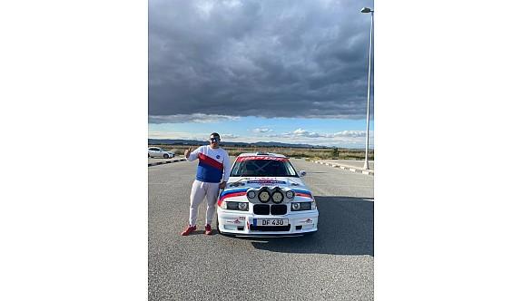 İbo Kara, BMW ile etaplara dönüyor