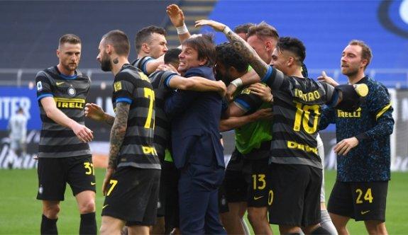 Inter adım adım şampiyonluğa ilerliyor