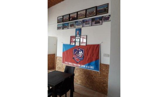 İskele Trabzonspor lokali yenileniyor