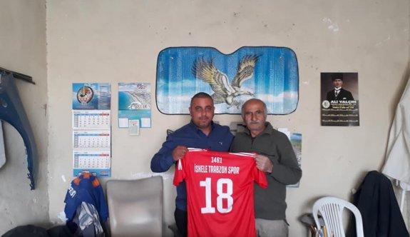 İskele Trabzonspor'dan vefa