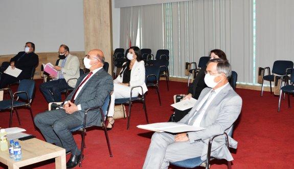 Limasol Sosyal Sorumluluk Kurumu'nda yeni yönetim belirlendi