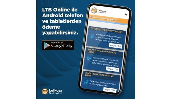 LTB Online uygulaması devrede
