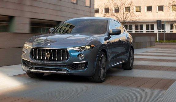 Maserati Levante SUV'si de hibritlendi