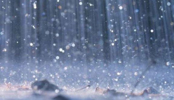 Metrekareye 18 Kg'la en çok yağış alan bölge Selvilitepe oldu