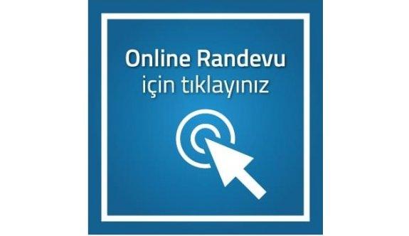 Muhaceret Dairesindeki tüm işlemler için online randevu sitemi devrede