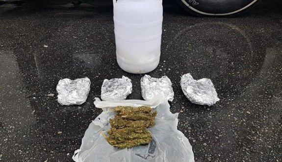 Narkotik polisinden uyuşturucu çetesine darbe