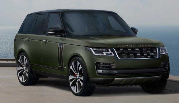Range Rover, artık daha da lüks