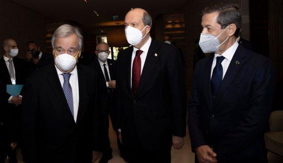 Resmi Kıbrıs görüşmeleri için ortak zemin bulunamadı