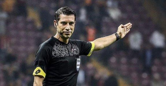 Süper Lig'de 39. Hafta maçlarının hakemleri açıklandı
