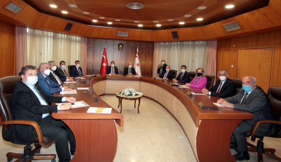 Tatar, Bakanlar Kurulu toplantısına katıldı