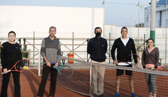 Teniste hedef şampiyonluk
