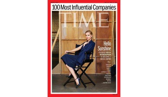 TIME en etkili 100 şirketi açıkladı
