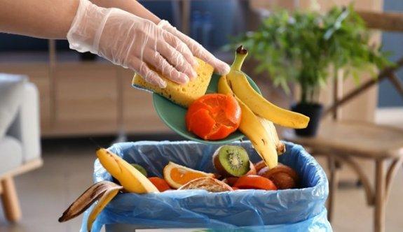 Yılda 19 milyon ton gıda çöpe gidiyor