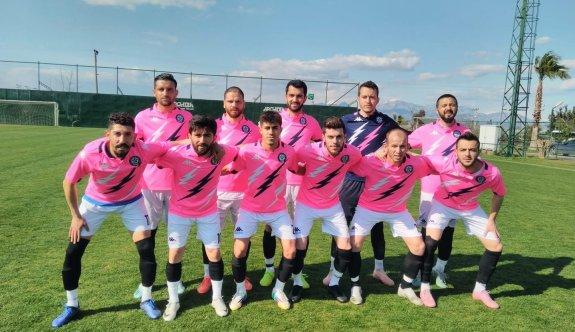 Yıldızspor, hazırlık maçını kaybetti