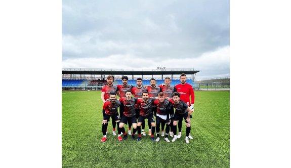 Yunusemrespor hazırlık maçını kazandı