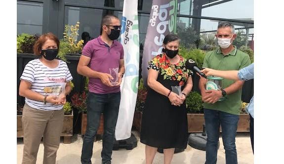 """""""4 Kale Ultra Maratonu""""nu geliri Kanser Hastalarına Yardım Derneği'ne teslim edildi"""