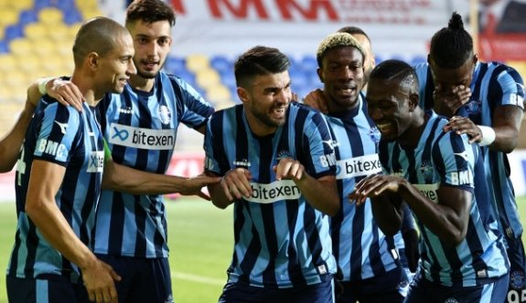 Adana Demirspor'un 26 yıllık Süper Lig hasreti sona erdi