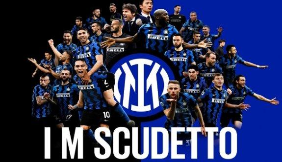 Atalanta takıldı, Inter şampiyonluğunu ilan etti