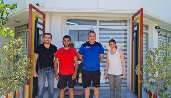 Atmosfer öğrencileri, Çetinkaya'da futbol eğitimi alacak